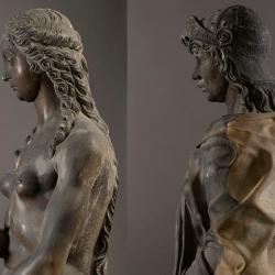 La vita avventurosa delle statue