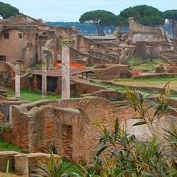 Pitture, sculture, bronzi e avori del Parco Archeologico di Ostia Antica