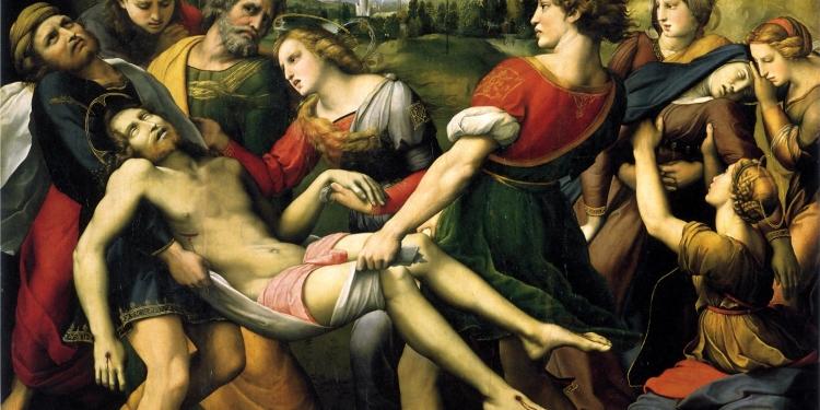 La straordinaria figura di Raffaello Sanzio