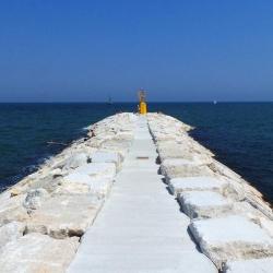 """Rimini: la storica """"palata"""" torna riqualificata"""