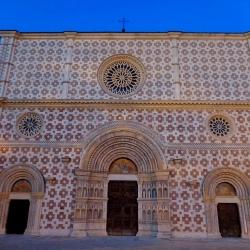 l'European Heritage Award al restauro della basilica di Collemaggio