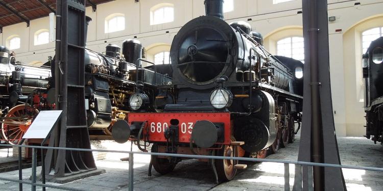 Il Museo Nazionale Ferroviario Pietrarsa ha riaperto al pubblico