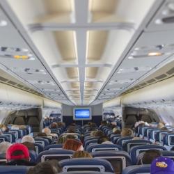 Viaggiare in aereo è sicuro, i passeggeri possono volare tranquilli