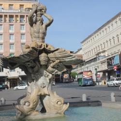 Passeggiata romana da piazza Barberini a piazza Mignanelli