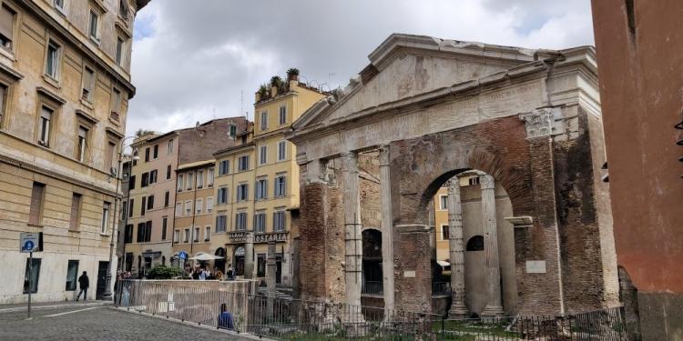 Passeggiata all'antico Ghetto ebraico di Roma