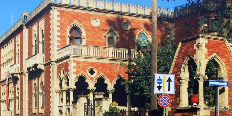 Le Dimore storiche della Calabria