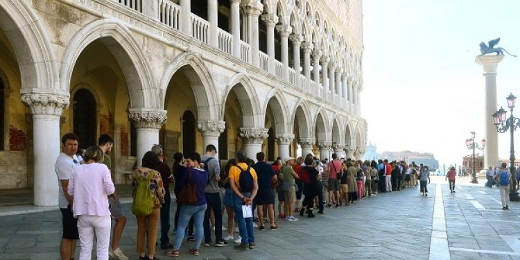 Venenzia: visitatori in aumento per Palazzo Ducale, apertura dal giovedì alla domenica