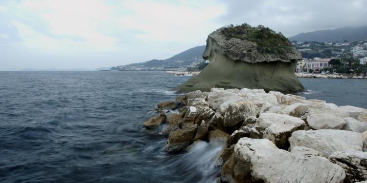 Alle terme di Ischia