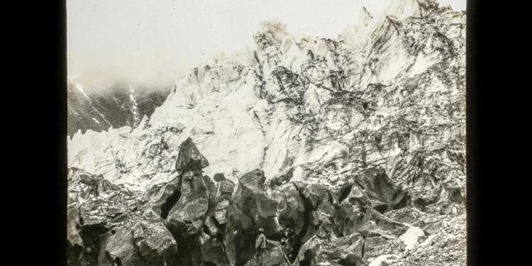 L'Adieu des glaciers: ricerca fotografica e scientifica