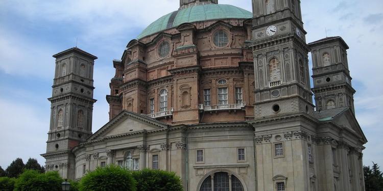 Mondovì e il Santuario di Vicoforte