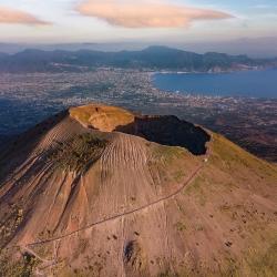 Il fiume di lava e le delizie del Vesuvio