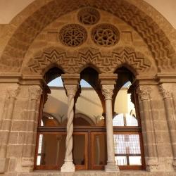 Palermo : visita al Palazzo Steri Chiaramonte e le sue prigioni