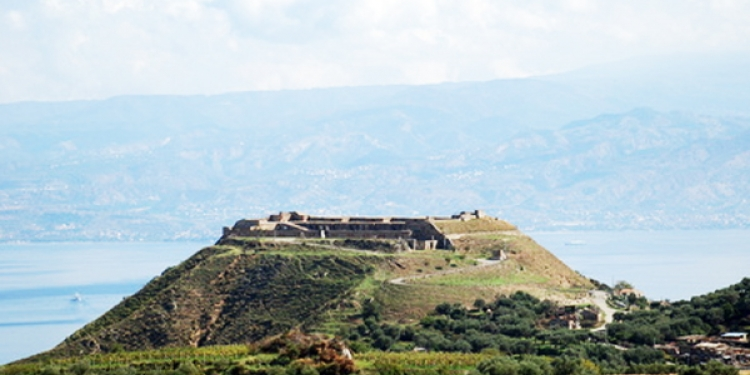 Visita al Forte Cavalli Messina