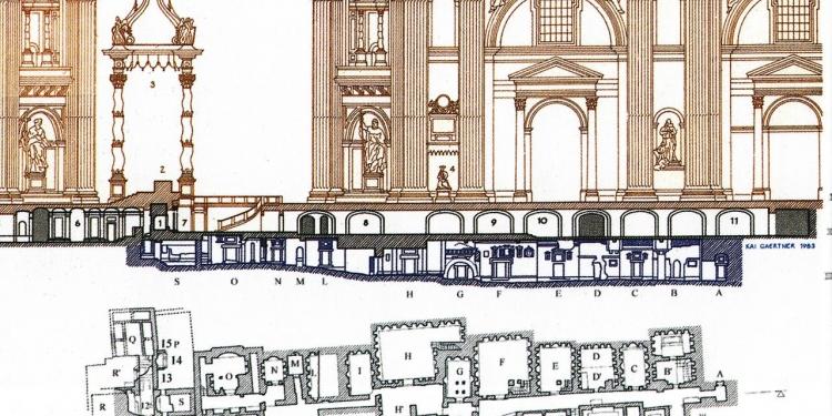 San Pietro e le Grotte Vaticane
