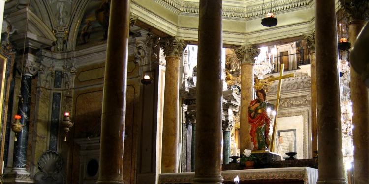 La Chiesa di Santa Maria in Ara Coeli