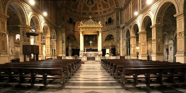 La  Chiesa di San Lorenzo de' Speziali in Miranda