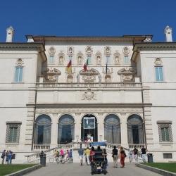 La Galleria Borghese, dimora del Cardinal Scipione