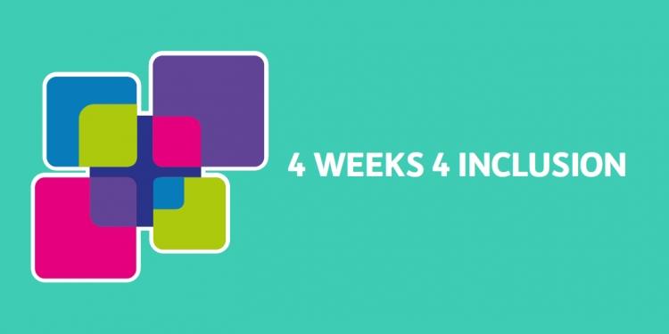 Il CralT partecipa a 4 Weeks 4 Inclusion