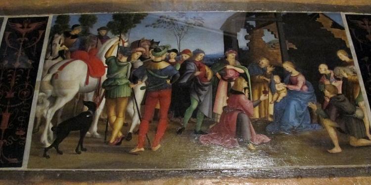 La rappresentazione della sacra famiglia nelle opere dei grandi pittori