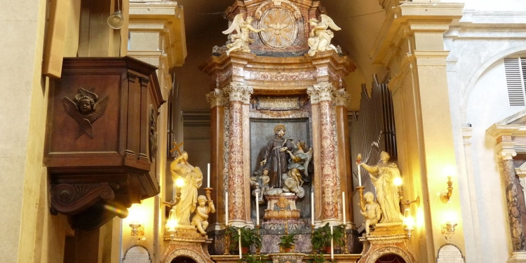 Passeggiata per Trastevere e la Chiesa di S. Francesco a Ripa