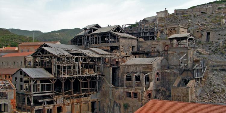 Luci in miniera, modo innovativo per scoprire l'ex borgo minerario dell'Argentiera