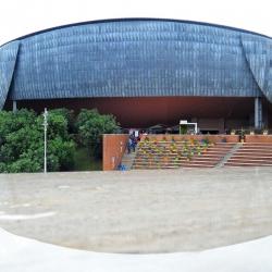 Al Parco della Musica una foto al giorno per continuare a viaggiare