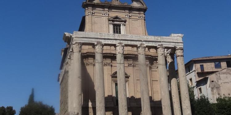 Incontri virtuali : San Lorenzo in Miranda
