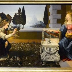 Incontri virtuali: Fascino e mistero nelle opere di Leonardo