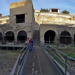 Ercolano ritrova l'antica spiaggia grazie a nuovi scavi con approccio multidisciplinare