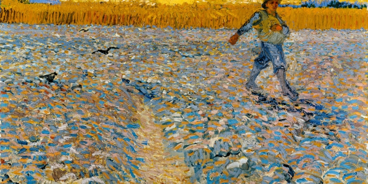 """Van Gogh. I colori della vita"""