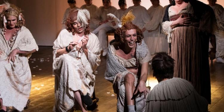 Napoli Teatro Festival Italia al lavoro per il 2021