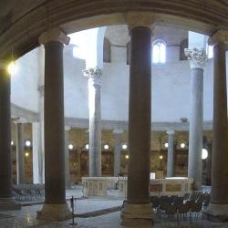La Basilica di Santo Stefano Rotondo