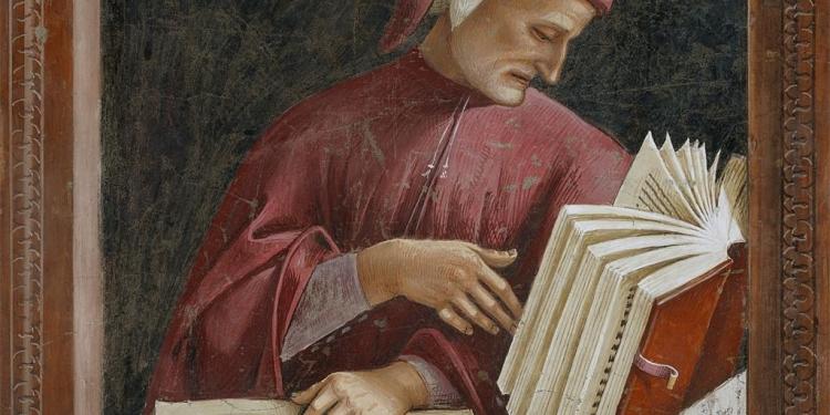 Dante Alighieri un mito ieri ed oggi