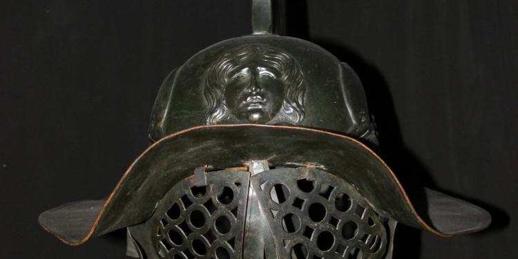 La mostra sui Gladiatori al MANN di Napoli