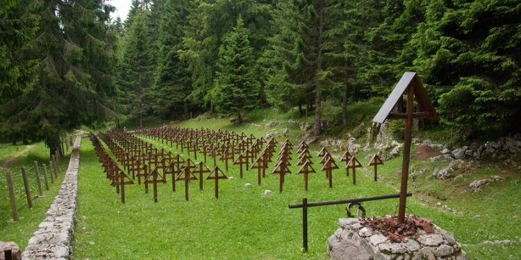Il cimitero fantasma