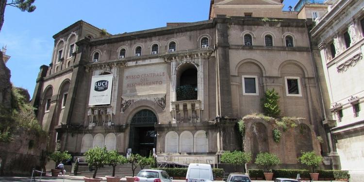Il museo centrale del Risorgimento