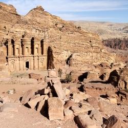 Petra, la città di pietra