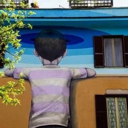 I murales di Tor Marancia