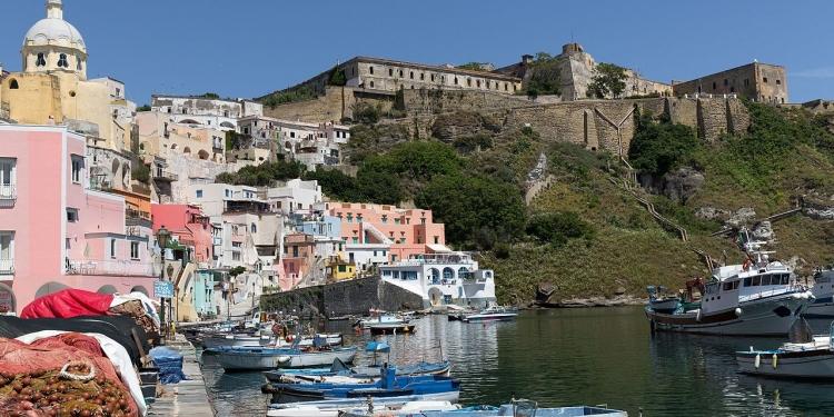 Week end a Napoli e Procida