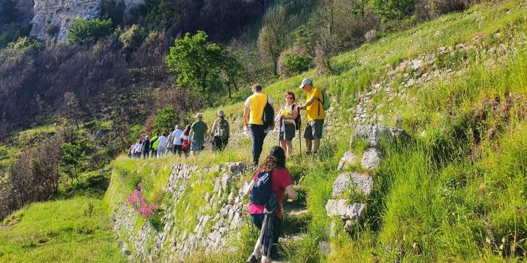 Esperienze rurali sui Monti Lattari, dai Casali di Vico Equense al Sentiero degli Dei
