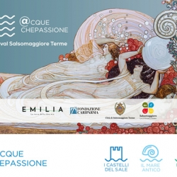 Acqua protagonista di un festival diffuso da Salsomaggiore e Tabiano Terme