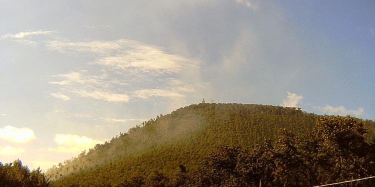 Il vulcano di Roccamonfina tra arte storia e natura