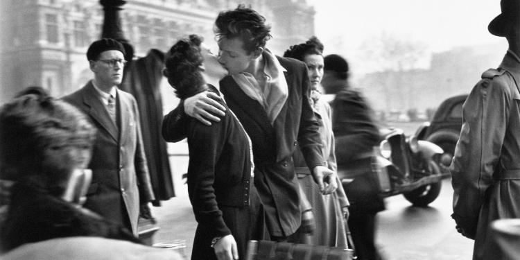 A Palazzo Roverella Robert Doisneau, il fotografo della felicità