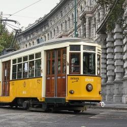 Visita guidata in Tram Storico a Milano